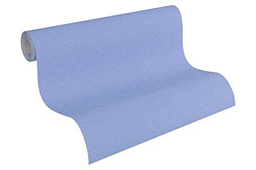 10850-408535-26556 Fioretto Rouleau - 2 Euro-Matériau: vinyle non-tissé Couleur: bleu - 1509-6819 article n °