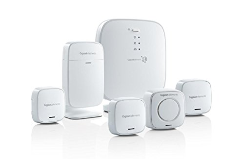 Gigaset elements Alarmanlage / elements alarm kit / Smart Home Basisstation Bewegungsmelder...