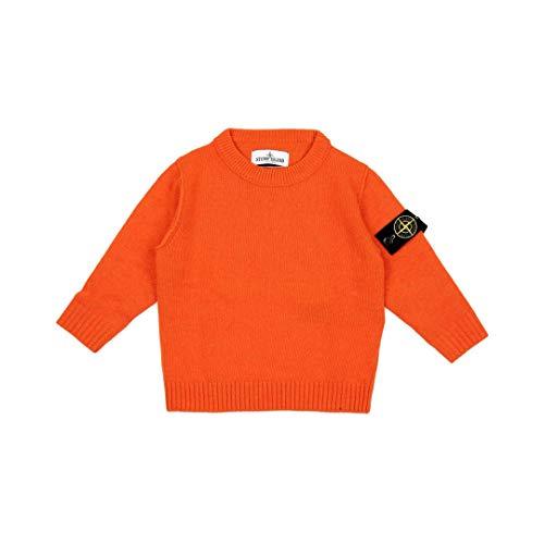 Stone Island Junior Maglia girocollo Bambino Kids Boy Mod. 6916503A1 12 3140e44b042e