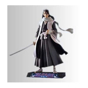 Bleach Toynami Series 3 Action Figure Byakuya Kuchiki with Senbonzakura by Toynami 3