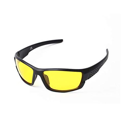 Sonnenbrille Neue Polarisierte Sonnenbrillen Männer Sport Sonnenbrille Uv400 Outdoor Fahren Angeln Brillenmode Brillen Matte Night Vision