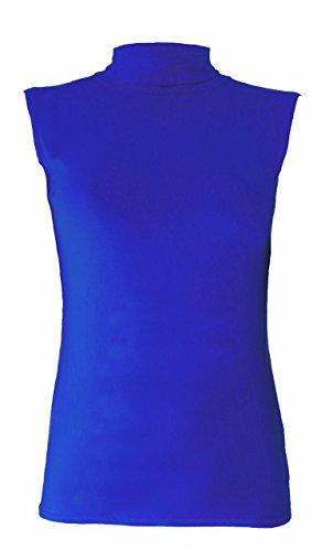 Sugerdiva Damen Schlauch Kleid schwarz schwarz Königsblau