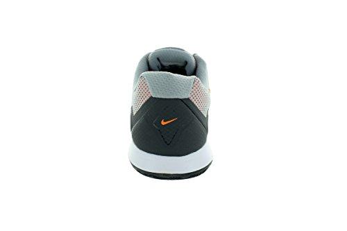 Nike Flex Experience Rn 4, Scarpe da Corsa Uomo Wlf Gry/Ttl Orng/Drk Gry/White