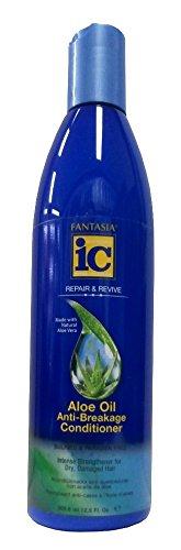ic Fantasia Repair & Revive Aloe Oil Anti Breakage Après-shampooing 369 ml