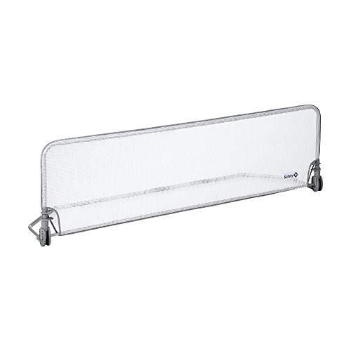 Safety 1st Barrera de cama extralarga, 150 cm, seguridad anticaidas niños