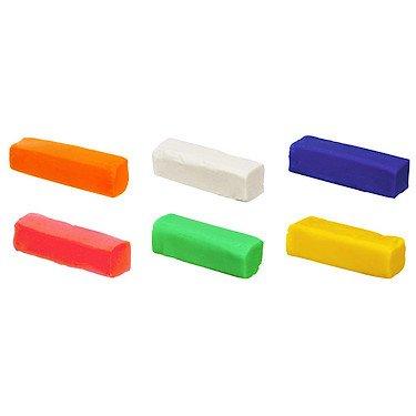 Play-Doh - Grab 'n Go - 6 Barres de Couleur - Modèle Aléatoire