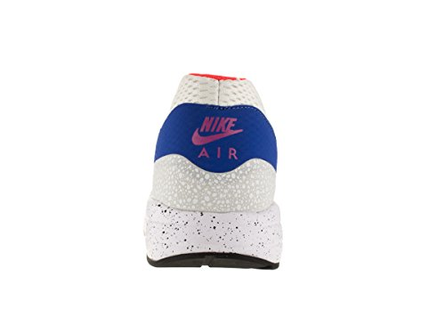 Ginnastica Reale Ultra Bianco Di Nike Air Rflct Essenziale Uomo Max Nero Nero Scarpe College squadra Da bianco Argento 1 Slvr Blu wfqUz0xf