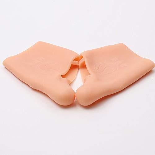 Bunion Corrector und Bunion Relief Sleeve Toe Straightener Protector -