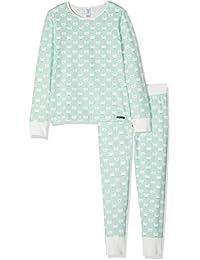 Skiny Lovely Dreams Sleep Girls Pyjama Lang, Conjuntos de Pijama para Niñas