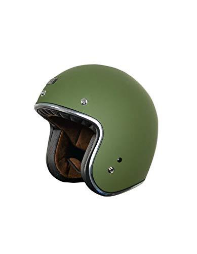 Origine Helmets Origine Primo Green Army, Verde, Taglia XS