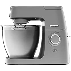 Kenwood KVL6320S Robot- Chef XL Elite Silver 6.7 L, 1400 W