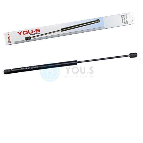 390 mm SiS-Tec 7E0823359 Lot de 2 v/érins /à gaz pour capot Longueur