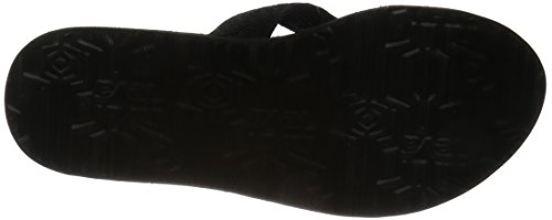 Teva Mush 2 W's Sandali Sportivi da Donna Nero (Fronds Black 863)