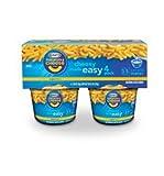 KRAFT Macaroni & Cheese Dinner Cups Original 4-Pack