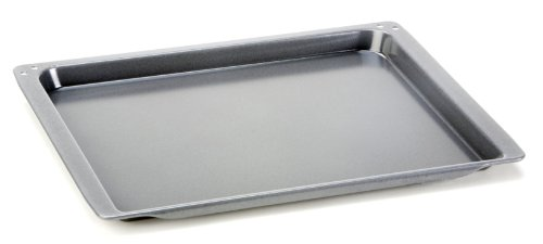 Bosch 438254 Backofen- und Herdzubehör/Ofenbleche / Kochfeld/Bosch / Siemens 6900438254 Backblech, Original Nummer: 43.8254, Abmessungen 465 x 375 mm