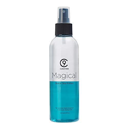 Cloud Nine Magical Quick Dry Potion Hitzeschutzelixier 200 ml Reduziert die Trocknungszeit um bis zu 50%