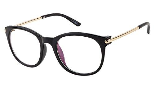Cocaine Unisex Brillen Composite-Linse nicht polarisiert 100% UV-Schutz Wayfarer