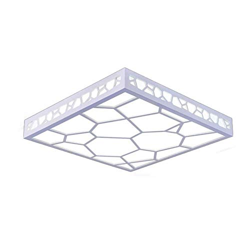WHKHY Kurze Blumen LED Patch-Dimmable Kinderzimmer Dippet Schlafgemach Prinzessin Lampen Studie Lobby Grün 36-W Blau/Pink/Weiß,Weißlicht-a-25 * 25 * 10cm