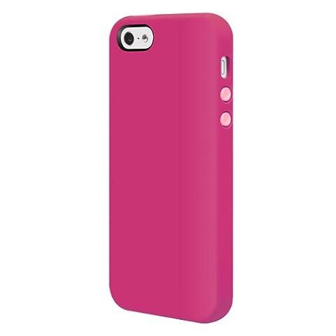 SwitchEasy Colors Coque pour iPhone 5/5S Fuchsia