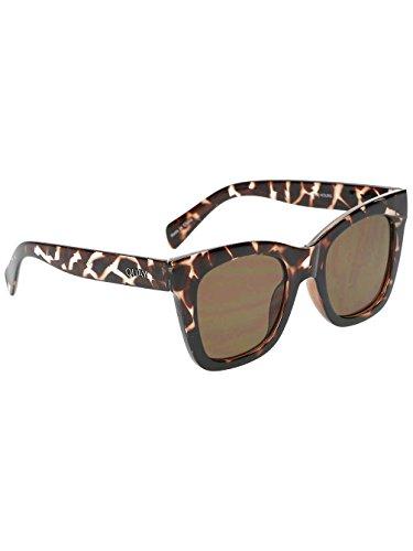 Quay Eyewear Unisex-Erwachsene Sonnenbrille After Hours, Mehrfarbig (Tort/Braun), 145