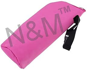 N&M Baby Feeding Bottle Thermal Bag Keep Warm / Cold Cover With Hanging Strap - Rose