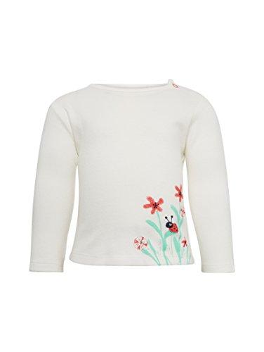 TOM TAILOR Mädchen T-Shirts/Tops Shirt mit Marienkäfer-Print (Marienkäfer Bekleidung)