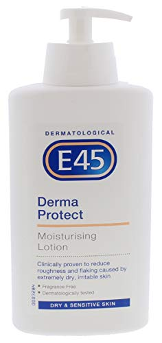 E45 DERMA PROTECT 500ML MOISTURISING LOTION DERMA PROTECT PUMP- 500ml
