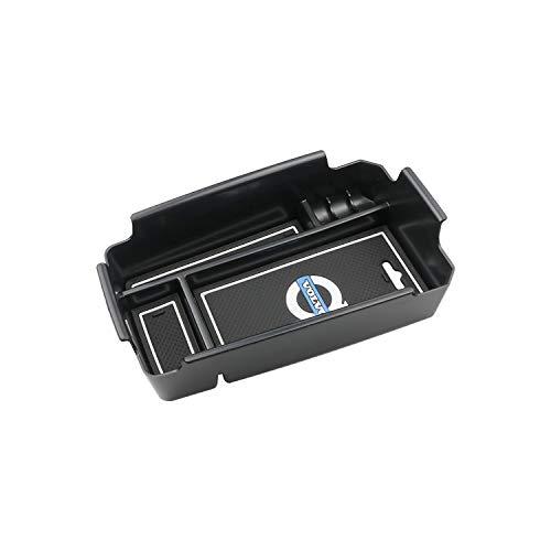 RUIYA Central Console Box bracciolo su misura per XC40 2019, vano portaoggetti Console Storage Box inserto vassoio, accessorio auto