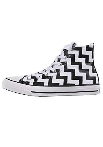 Converse All Star Glam Dunk Hi W Schuhe White (Sneakers Dunk Shop)