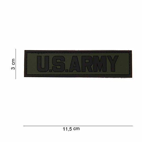 Sport Confident U S Army Moral Badge Stoffabzeichen Ein Must Have