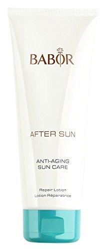 BABOR After Sun Repair Lotion, intensiv beruhigende Pflegelotion für Gesicht und Körper nach dem Sonnenbad, vegan, 200ml