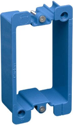 Carlon Lamson & sessons b1ext-crd Single Gang CATV/Computer Box (Gfci Steckdose)