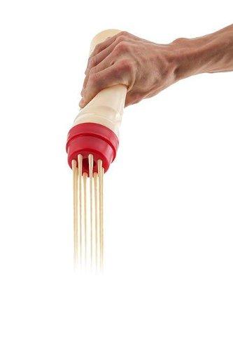 4-Portionen-Sptzle-Shaker-anthrazit