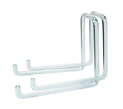 Preisvergleich Produktbild Tellerständer Glasständer Aufsteller 13cm - Set 2 Stück - Dekoständer von GlasXpert