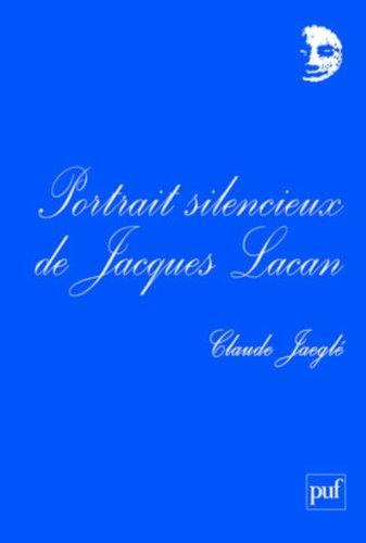 Portrait silencieux de Jacques Lacan