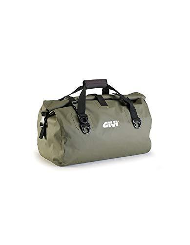 Bolso cilíndrico, Impermeable, para Asiento de Motocicleta, de Givie (EA115KG), Capacidad de...