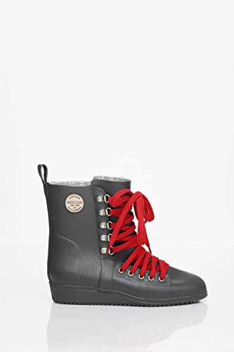 Nokian Footwear by Julia Lundsten - Bottes en caoutchouc -Lace Up- (Originals) [LU120] Gris