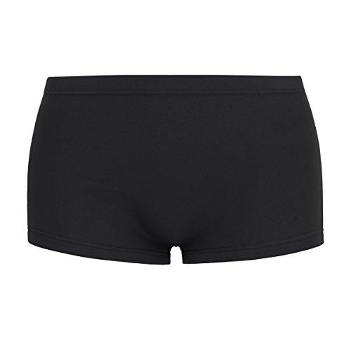 Di Ficchiano DF-31-black, Gr.44/Damen Badeshorts Bikinihose