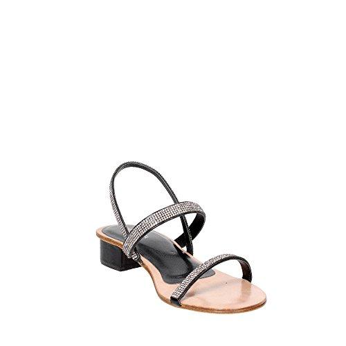 Pregunta W00933 Sandal Damen Schwarz