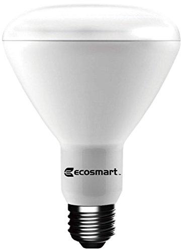 (6er Pack) EcoSmart 65W Ersatz (10.5W) LED BR30dimmbar Soft weiß (2700K) Medium Basis (E26) Energy Star spezifische Reflektor Lampe für können Einbaustrahler - Lampe Reflektor Trim