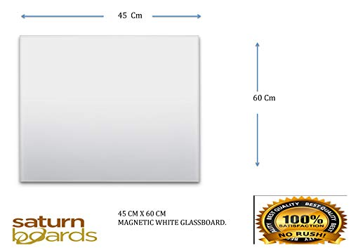 Magnetische Schreib Board Glas Board 45x 60