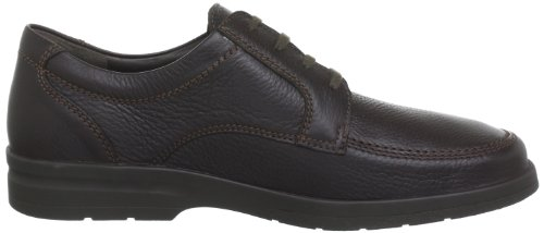 Mephisto JANEIRO NATURAL 7251 DARK BROWN, Scarpe stringate uomo marrone (Braun (DARK BROWN NATURAL 7251))