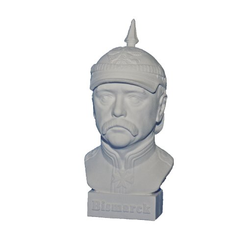 gipsnich Büste Bismarck, Otto von