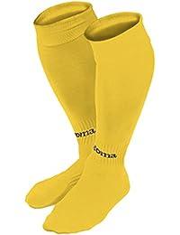 Joma Classic - calcetines de fútbol para hombre, Amarillo, ...