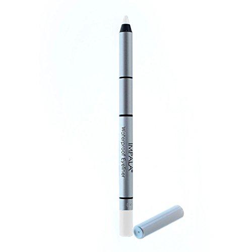 Impala - Lápiz ojos waterproof cremoso Color Blanco