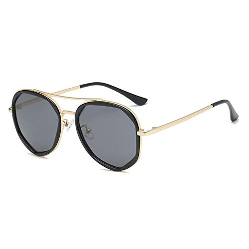 Destinyv Kinder Sonnenbrille Sport Fahrt Reisen Strand Sonnenschirm Anti-UV-Retro-polarisierte Sonnenbrille
