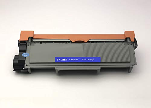PRINT HOME TN-2365 Toner Cartridge Compatible for Brother DCP-L2541, HL-L2321, 2365, 2380, 2360 (Black)