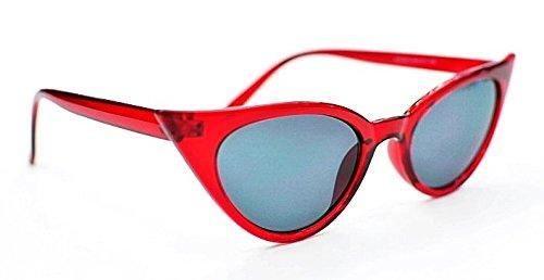 sg58-retro-1950s-1960s-cat-eye-metal-hinged-vintage-fashion-stylish-sunglasses-red