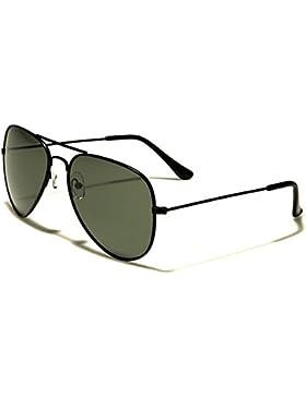 Air Force Polarized Gafas de Sol Estilo Aviator (La Nueva Temporada) Con Funda (Cristales Polarizados)