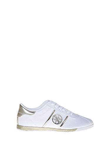 de0ce6f94bc Guess FL6RYL FAL12 Zapatos Mujeres Blanco 37